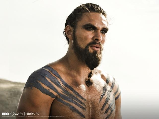 Khal Drogo, of the Dothraki